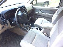 Nissan Truck Interior