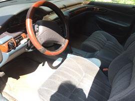 Chrysler Concorde Interior