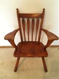 Cushman Chair, designed by Herman DeVries