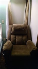 New lift chair just purchased in April 2017