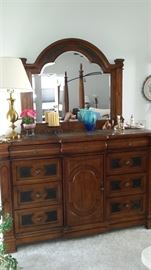 Ashley Furniture slate tile top