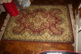 Beautiful wool rug