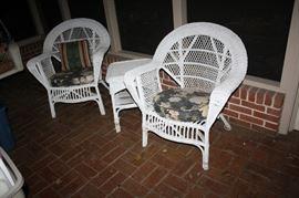 Nice wicker furniture