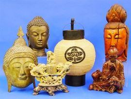 8.25 Asian Art Items