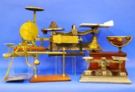 8.25 Antique Scale collection