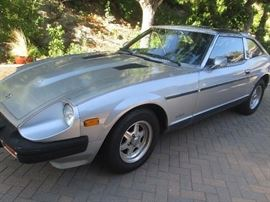 "Super cool 1981 Datsun 280zx 2+2 T-Top...we're selling this car from it's ORIGINAL owner who still drives it as his second vehicle. It's 231K miles really defies logic...but it's been carefully maintained!  All electrical wiring was made ""new"" only 3 months ago and battery was also recently replaced. Electric windows, A/C work great...this baby PURRS!! Some cosmetic updates would be the only fun project for the lucky new owner!!"