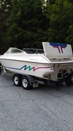 Falcon by Thunderbird 22 ft. 455 Mercruiser