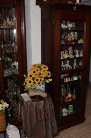 Disney, Homeco, Lefton, Home Interior, and Avon collectibles