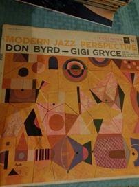 Jazz LP's