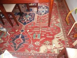 Room size Rug- One of many. Several scatters as well