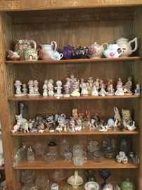 A wonderful collection of figurines