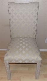 KDO003 Elegant Upholstered Highback Chair