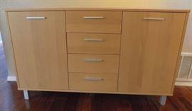 KDO014 Modern Contemporary Wood Buffet
