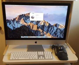 """FVM022 iMac 27"""" 3.5GHz Quad-core Intel Core i7 Aluminum"""
