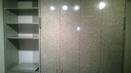 Professional installed Murphy Bed wall system in great condition
