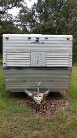 24' Prowler Camper