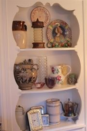 Vintage Ceramic's and Porcelain's