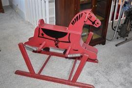 Wonder Horse rocking horse