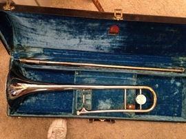 Trombone- Conn
