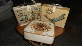 Vintage Enid Collins Jeweled Handbags