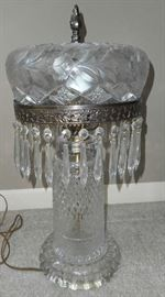 Vintage Waterford Lamp