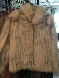 Furs, Tons of Fine Jewelry and Some Costume, Clothes, Shoes and Purses!