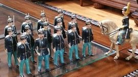 Circa 1890's Pheiffer Toy Soldier Set, Made in Austria       Bids Accepted   $1200.00