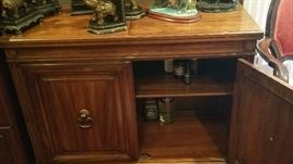 Sideboard/liquor cabinet, Very nice.