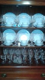 Noritake  China and Crystal