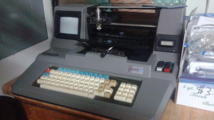Wizzard XL suregrave computer engraver for trophies, Sold