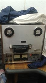 Pioneer Reel to Reel recorder