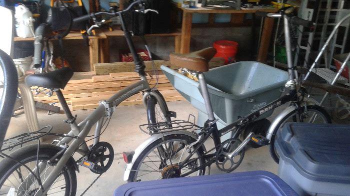 Advantures Folding Bikes