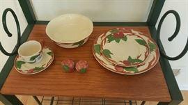 Johnson Bros. Stoneware set for (8)
