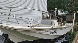McKee Craft boat