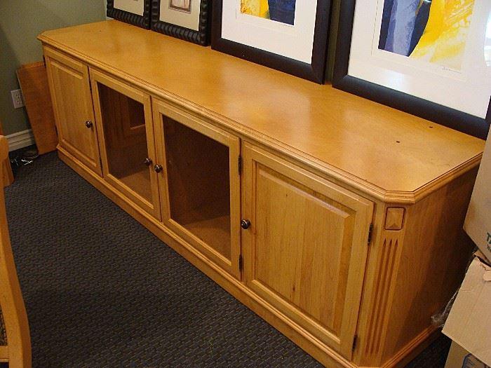 Large Flat screen TV Cabinet