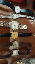 Nice assortment of watches