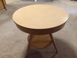 Mersman mid century lamp table