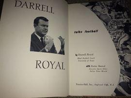 Darrel Royal book 1963