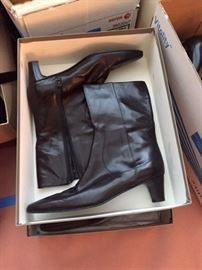 Boots and Shoes - size 9 Narrow.