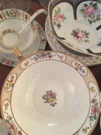 Nippon hand-painted Japanese fine china