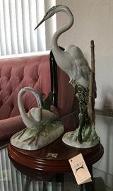 Beautiful Casades porcelain