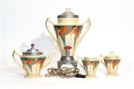 Royal Rochester Coffee Set