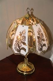 Lamp (touch base to turn on) Qty. 2