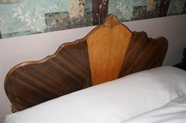 Antique Headboard (Full Size Bed)