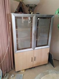 Ikea Cabinet.