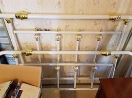 Brass Bed Headboard