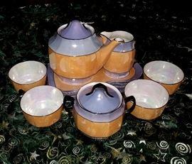 Vintage Bavaria Tea Set