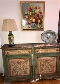 Dresser and Home Decor