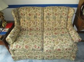 LOVE SEAT ONE OF TWO