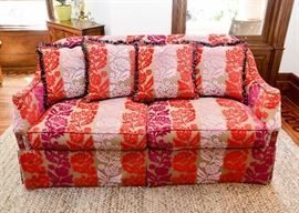 Loveseat by Hickory Chair